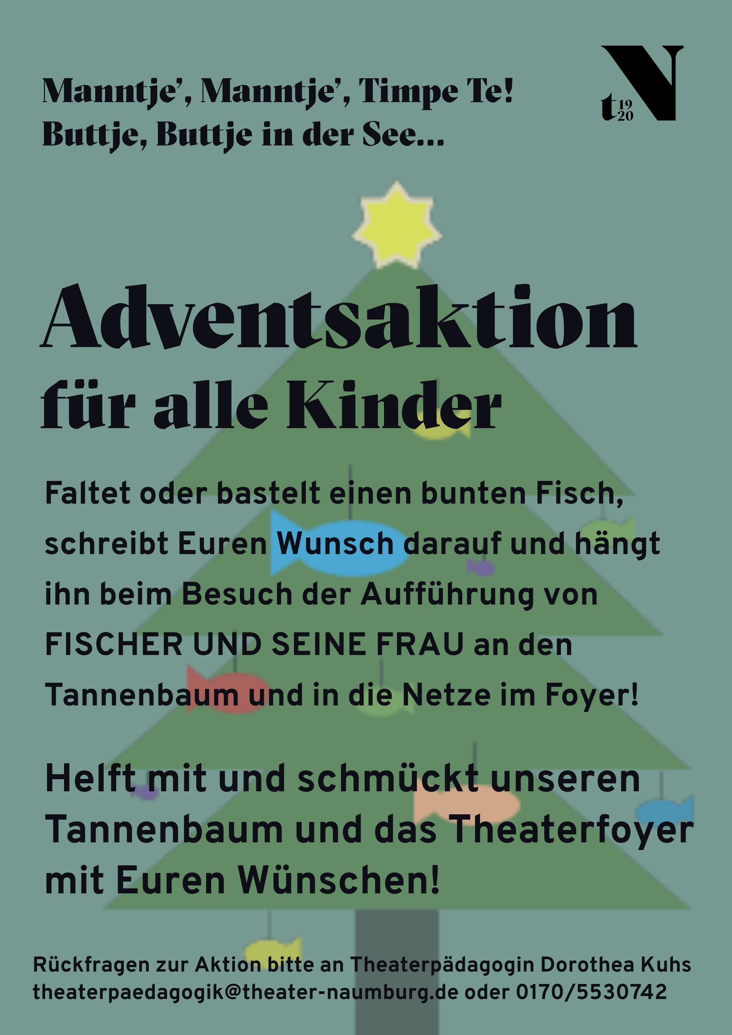 Adventsaktion für Kinder!
